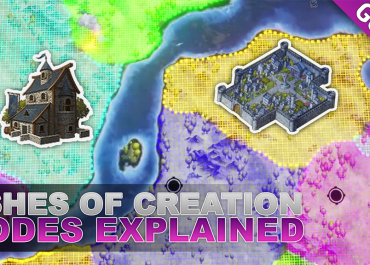 Ashes of Creation Guide – Node-System Explained