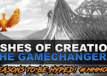 First Impression – Ashes of Creation – The Gamechanger?! #MMMOGA