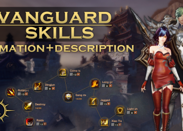 Revelation Online – Vanguard Class Guide (OUTDATED)