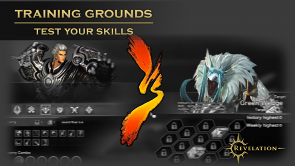 Revelation Online – Training Grounds Guide – Updated Tour